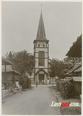 Pendeta-Pendeta yang pernah bertugas di Jemaat GPM Silo