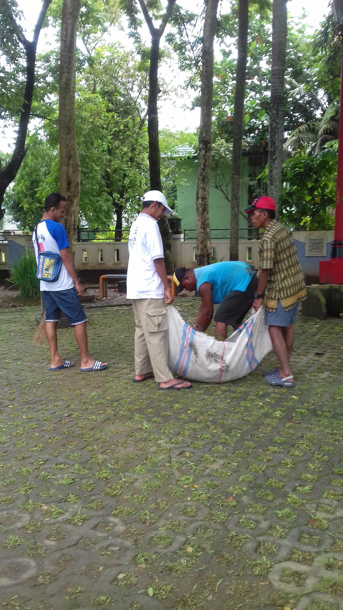 Budaya bersih di kota ambon