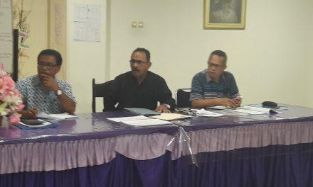 Pleno Majelis Jemaat GPM Silo : Evaluasi Program/Kegiatan