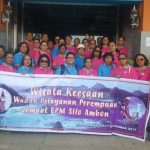 Wadah Pelayanan Perempuan Jemaat Silo Wisata Keesaan ke Manokwari – Papua Barat