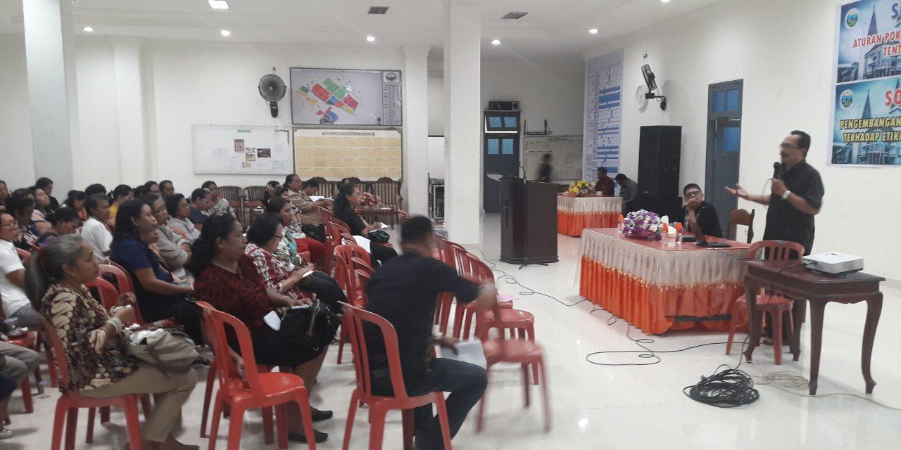 Pelayan Silo Dalami Aturan Pokok Perbendaharaan GPM dan Etika-Etos Pelayanan