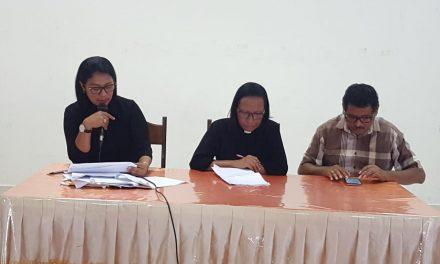 Jemaat Silo Terima Visitasi dari Klasis Kota Ambon