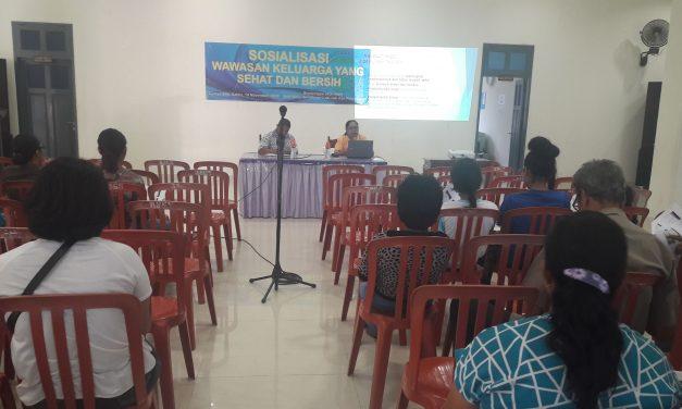 Pemkot Ambon – Jemaat Silo Kerjasama Sosialisasi PHBS