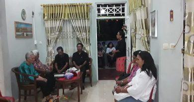 Ibadah Unit, Moment Pencanangan Dimulainya Ibadah dan Pelayanan Tahun 2019