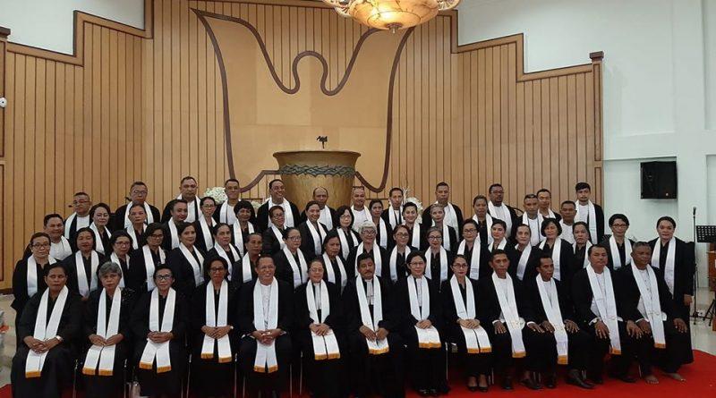 Majelis Jemaat GPM Silo Mengucapkan
