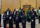 Jemaat GPM Silo Peneguhan Sidi 73 Orang Secara Bertahap Pakai Protokol Kesehatan Cegah Covid-19
