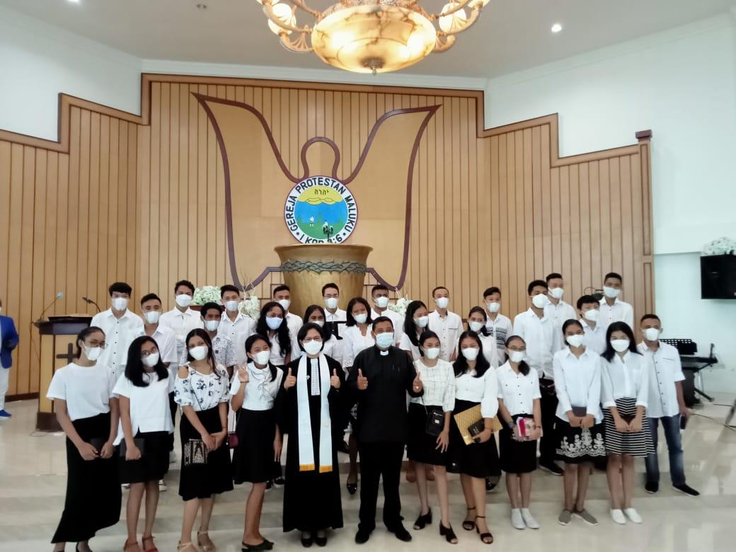 32 anak penerima Wasmi